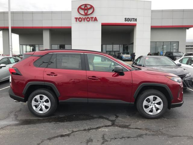 ToyotaThon IS ON!  New 2019 Toyota RAV4 LE - FWD Sport Utility