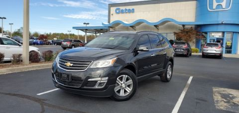 Pre-Owned 2015 Chevrolet Traverse AWD 4dr LT w/1LT AWD