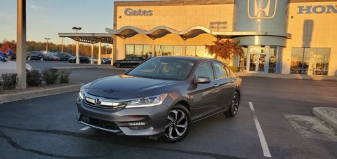 2017 Honda Accord EX CVT