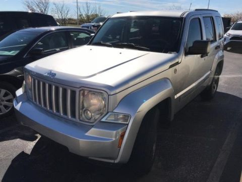 Pre-Owned 2008 Jeep Liberty 4WD 4dr Sport 4WD