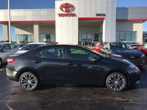 Certified Pre-Owned 2016 Toyota Corolla 4dr Sdn CVT S Plus FWD 4dr Car
