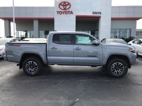New 2020 Toyota Tacoma TRD Sport - Double Cab 4WD