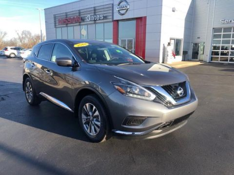 2018 Nissan Murano S with Navagation