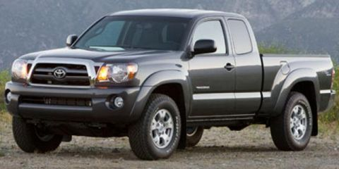 Pre-Owned 2009 Toyota Tacoma 4WD Access V6 AT 4WD