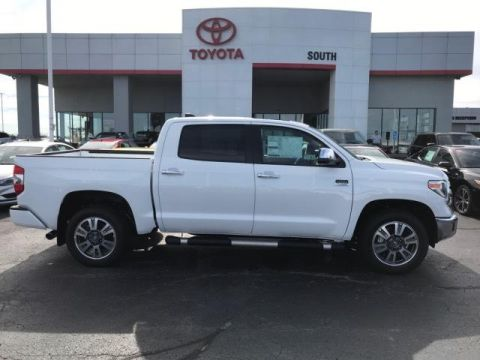 New 2020 Toyota Tundra 1794 Edition - CrewMax With Navigation & 4WD
