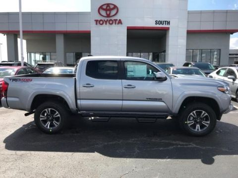 New 2019 Toyota Tacoma TRD Sport - Double Cab With Navigation & 4WD