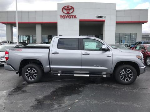 New 2020 Toyota Tundra Limited - CrewMax With Navigation & 4WD