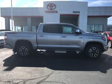 2020 Toyota Tundra Limited - CrewMax
