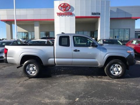 2019 Toyota Tacoma 4WD SR Access Cab 6' Bed I4 AT