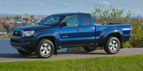 2014 Toyota Tacoma 4WD Access Cab V6 AT