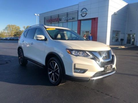 Pre-Owned 2018 Nissan Rogue AWD SL AWD