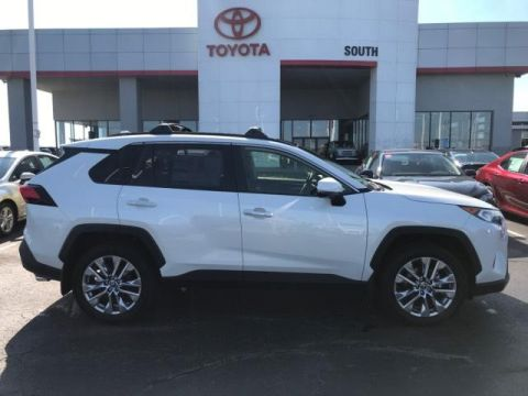 2019 Toyota RAV4 Limited - AWD