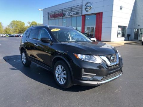 Pre-Owned 2018 Nissan Rogue FWD SV FWD Sport Utility