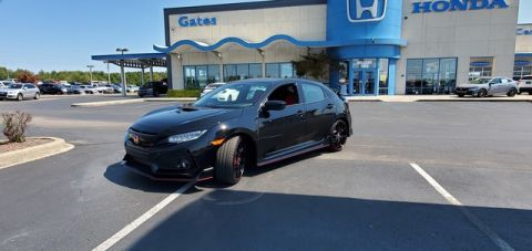 Pre-Owned 2019 Honda Civic Type R Touring Manual FWD 4dr Car
